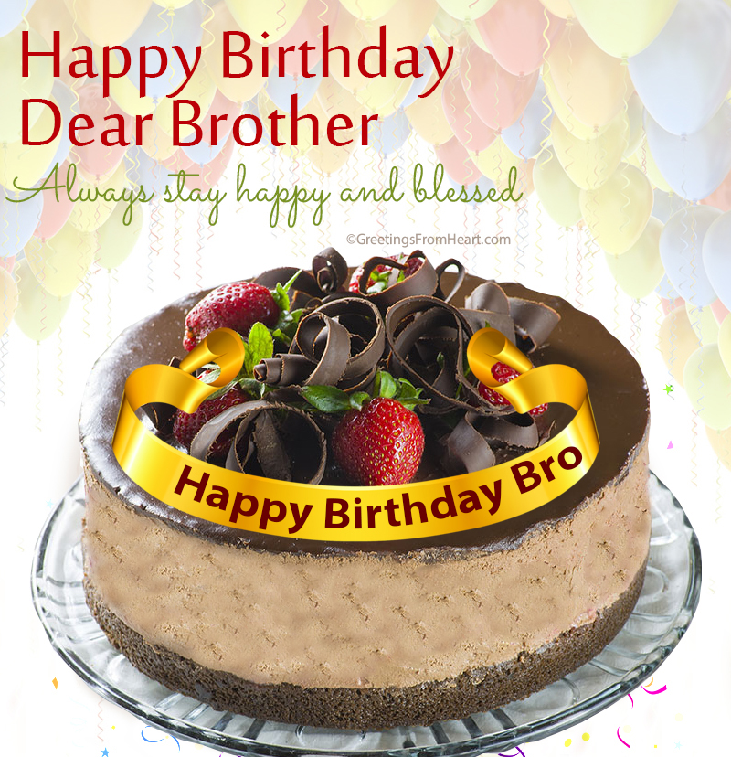 Happy birthday brother happy birthday wishes for brother happy birthday brother always stay happy and blessed voltagebd Gallery
