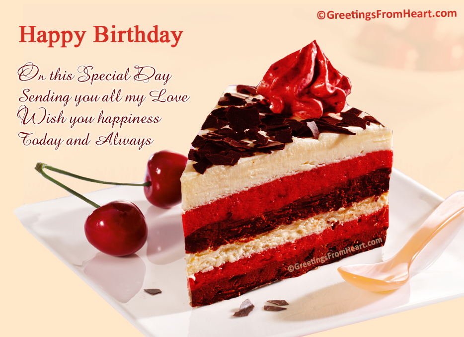 Birthday Greetings For Lover – Birthday Greetings to a Lover
