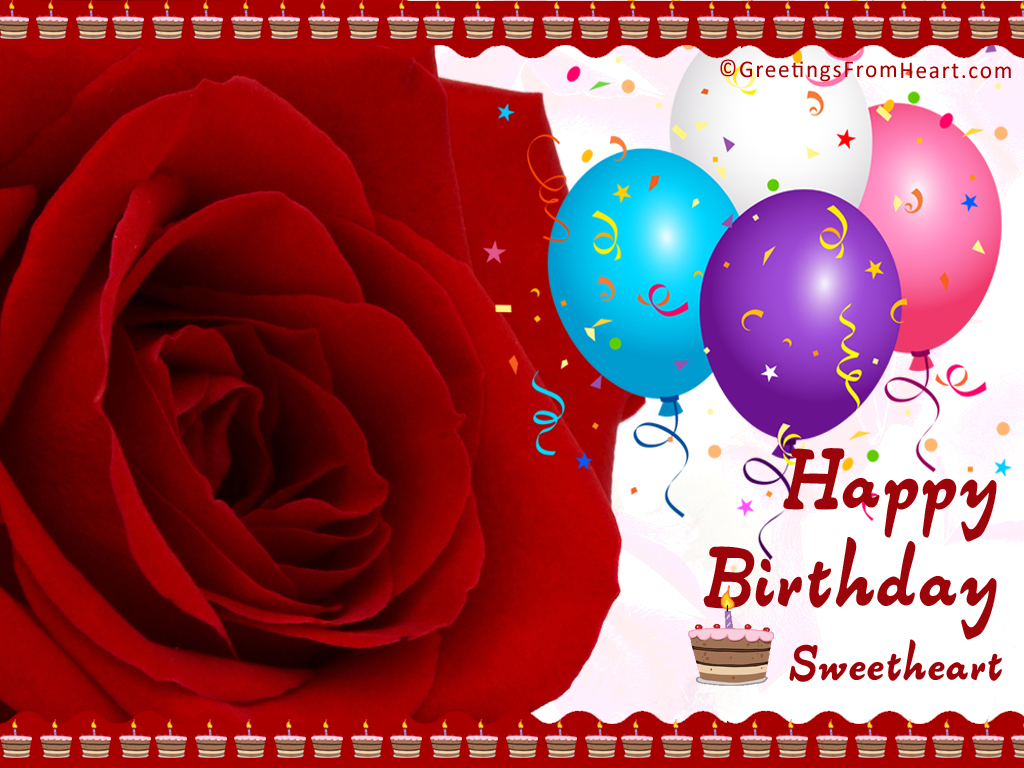 Birthday sweetheart happy birthday sweetheart kristyandbryce Image collections