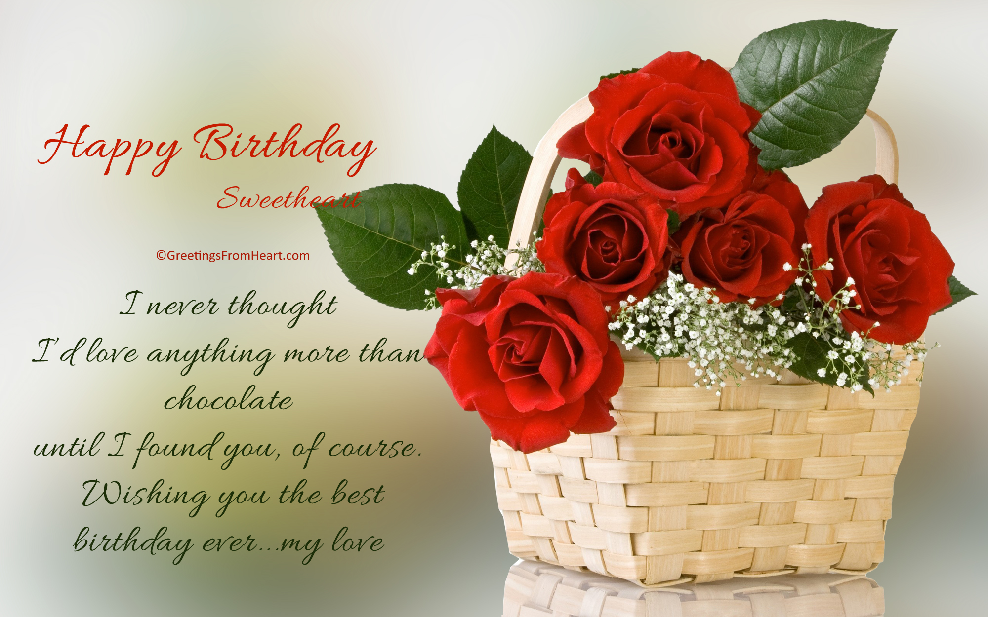 Birthday Greetings For Boyfriend Birthday Greetings For Girl Friend