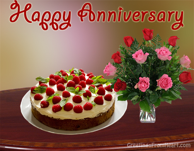 Wedding anniversary cake images download first anniversary wishes