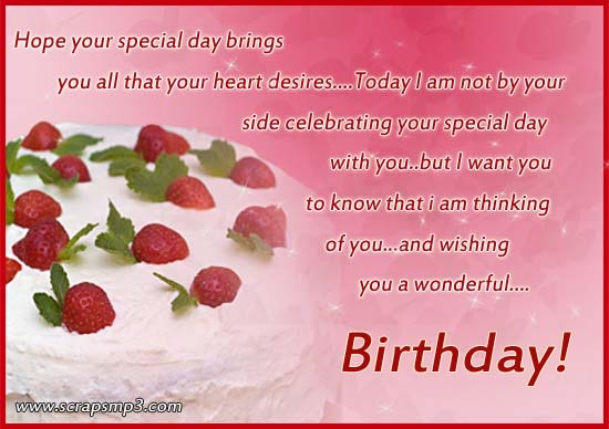 Happy Birthday – Pictures of Birthday Greetings