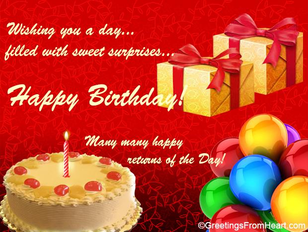 birthday greetings birthday glitter for facebook
